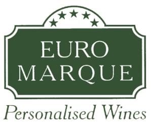 Corporate branded Wine