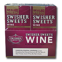 Wine Flavoured Cigarillos