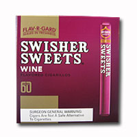 Wine Flavoured Sweet Cigarillos